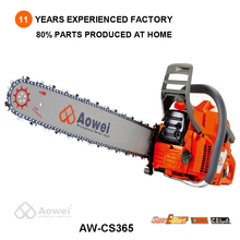 heavy duty power machine chinese 65cc chainsaw