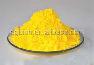 High quality lemon yellow POWDER Natural colour