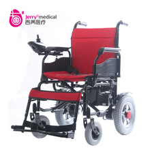 Portable handicapped vehicle electric wheelchair