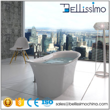 Very Beautiful Bathtub Complete Your Dream,Polymarble Bathtub,Bath tub BS-8627