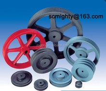 Cast iron/ aluminium Taper-Bushing V-Belt Sheaves