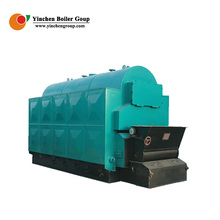 Factory Price Yinchen boiler single drum biomass peanut shell steam boiler