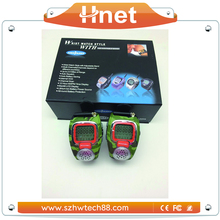 Children Interphone Kids Outdoor Games Wristwatch Walkie Talkies
