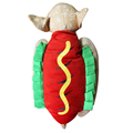 Hotdog pet costume cute design halloween dog costume pet halloween costume