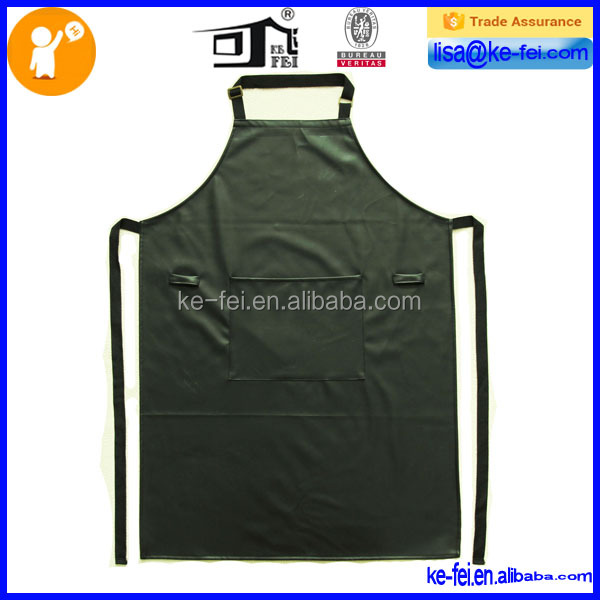butcher leather kitchen carpenter apron