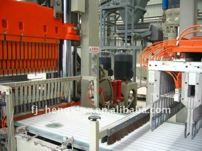 High Quality Autoclave Aerateed Concrete(AAC) Block Making Machine Price,Light Weight Brick Machine