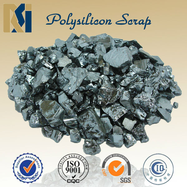 IC grade silicon pot scrap