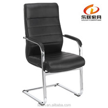 2015 black comfortable metal ames meeting chair in USA H-238B