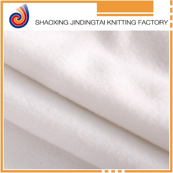 One Side Brushed Polyester Fleece Fabric For Sweatshirt