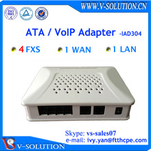 Analog Telephone Adapter ATA304/VoIP Gateway/ voip phone/voip ata