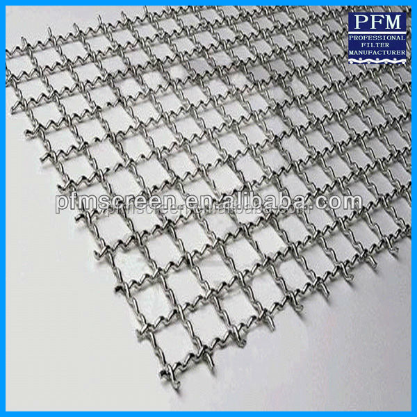Anping crimped woven wire mesh