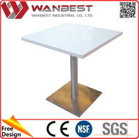 China factory price best belling ballroom banquet hotel dinning table