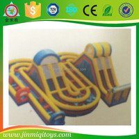 Popular newest inflatable maze for sale inflatable amusement park MQ-1503