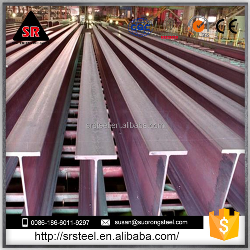 Galvanized steel H Beam suppliers in dubai