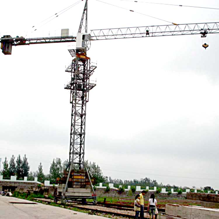 8t Lifting Capacity Inside Climbing Tower Crane