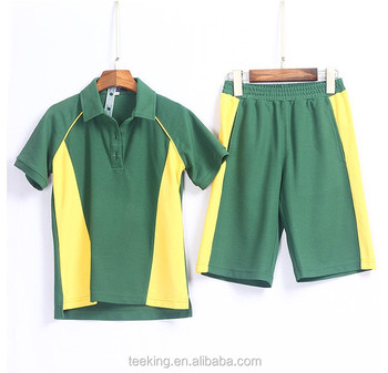 Classic Design Middle School Boys School Uniform