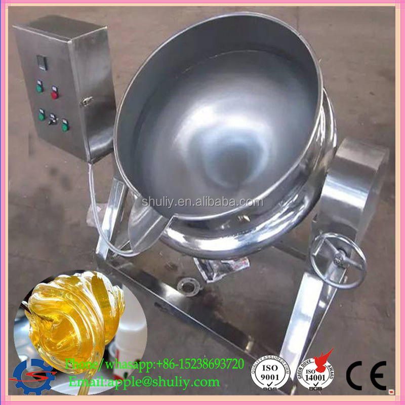 On sale 50 Liters Industrial Electric marmita cooking pot