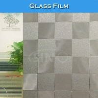 BL11 Decoration Protective 3D Adhesive Film For Glass Table