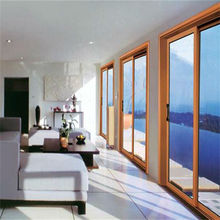 Moser wooden lift and sliding door