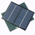 PV 1.5w 115x90mm Epoxy Resin Encapsulated Solar Cell Panel for Science Kits