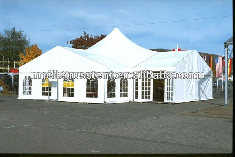 New design pagoda party tent/guangzhou pagoda design