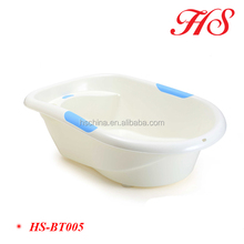 plastic baby bath tub small baby tub portable bathtub with seat