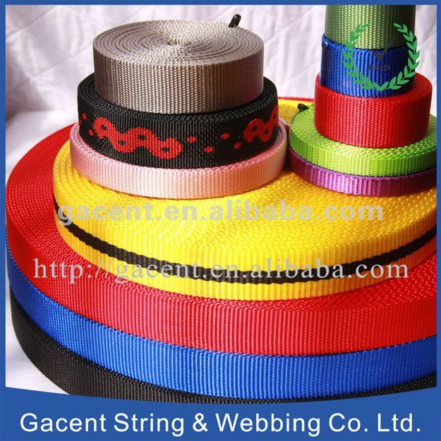 100% nylon webbing for pets leash