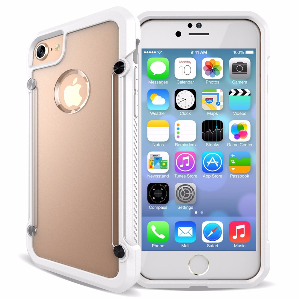 Guangzhou Factory Provide OEM Protective Cellphone Case Cover for iPhone 7 TPU