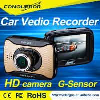 2.4 inch 170 degree wide view angle car dvr recorder