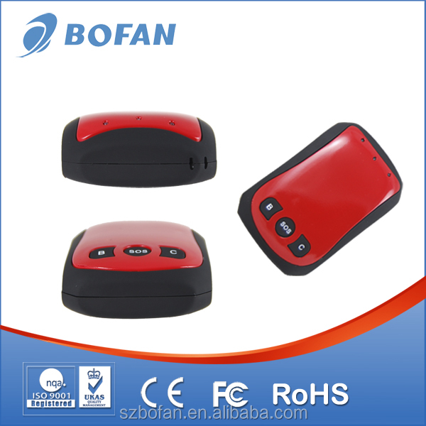 Bofan hand held mini GPS personal tracker