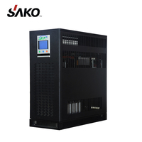 High Efficiency Telecommunication Online Uninterrupted Power Supply LCD With Control Panel