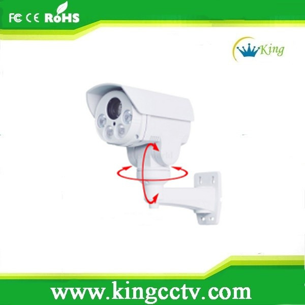 2017 Hot selling Factory Price 10X Optical Zoom 1080P Network Mini IP PTZ Camera HK-PT10Z-1080P