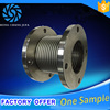 Steam gas piping systems stainless steel expansion bellows