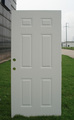 Door - Steel Foam Filled Entrance Door