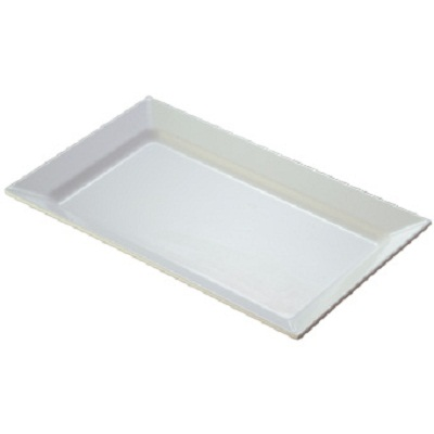 Food grade melamine shower tray high quality food serving tray