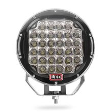 Sales promotion 96w led driving lights, 9 inch led work light 6250 lumens, IP68 led driving light