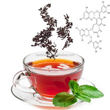 Black tea extract powder with Theaflavins10%-80% 4670-05-7