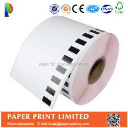 brother Compatible Thermal barcode label roll adhesive DK-22205 DK-2205 DK 2205 DK2205