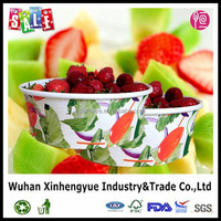 Popular Acai Food Paper Bowls and Lids