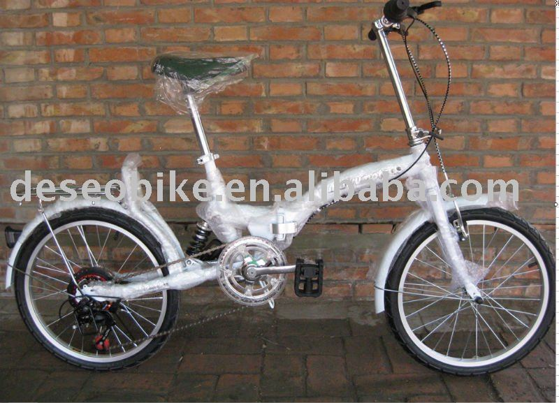 2011 newest style!l folding bike bicycle !health,sport,low-carbon,spring &summer best chioce,lady's friend