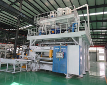 PE stretch/wrapping film extrusion line