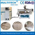 high quality 3d ATC CNC Router machine with oscillating knife cnc cutter for furniture/cabinet/wood