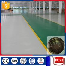 ISO9001 Standard Water Base Solvent Epoxy Self-leveling Seal Primer Floor Paint