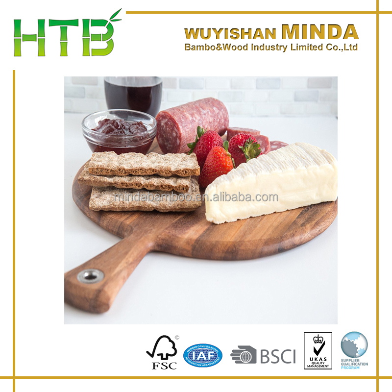 Acacia cutting board new design wooden chopping board