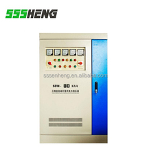 SENHENG Voltage Stabilizer 80KVA Three Phase (Input: 304V-456V, Output: 380V)