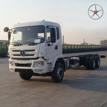 Low price mini truck DAYUN 6*2R diesel lifting light cargo truck for sale
