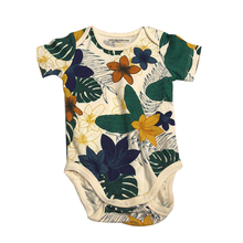 New Arrival Top Quality China Wholesale Organic Cotton White Baby Romper