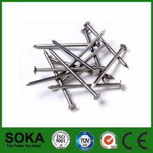 "Soka 12""spike spring spike nail common nail from China factory"