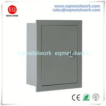 Electrical polyester enclosure dmc/smc distribution box utility boxes