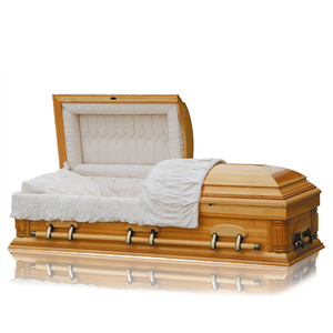 JS-A061 whole cheap plywood casket